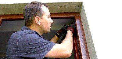 Naprawa drzwi i okien